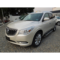 Buick Enclave Premium Awd 2014 Color Blanco Diamante