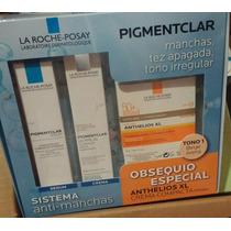 La Roche Posay Pigmentclar Rutina Con Bloqueador Facial