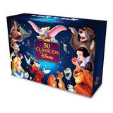 50 Clasicos De Disney Edicion De Coleccion Dvd Sellado