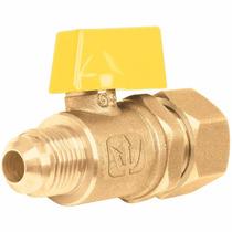 Valvula De Control Para Gas Con Barrilito Laton Foset 49116