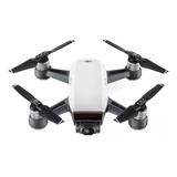 Drone Dji Spark Fly More Combo Con Cámara Hd Alpine White