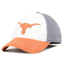 Texas Longhorns Ncaa Gorra Tow Modelo Jock Cerrada Nva
