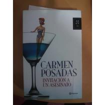 Carmen Posadas, Invitación A Un Asesinato
