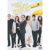 How I Met Your Mother Como Conoci Tu Madre Temporada 9 Dvd