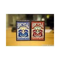 Baraja Bicycle Dragons