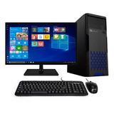 Computadora Pc Xtreme Amd Fx A10 8800e 4gb 500gb Led 19.5