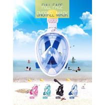 b4089ecca Mascara Snorkel Easy Breath Con Adaptador Para Gopro Sj4000 en venta ...