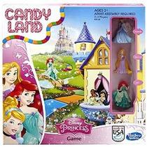 Candy Land Disney Princess Edición Juego Juego De Mesa
