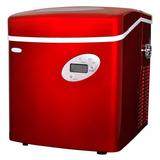 Electrodoméstico Hacer Hielo 50 Lb Newair Ai-215r Acero Inox