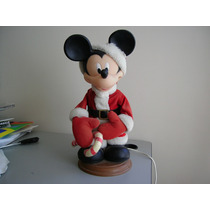 Mickey Mouse Santa Con Baston