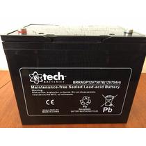 12v 75ah Batería Vrla Serie Gp Para Ups Y Sistemas Solares