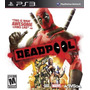 Deadpool - Ps3 - Wsgamesmx