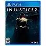 Injustice 2 Para Ps4 Perfecto Estado-----------------mr.game