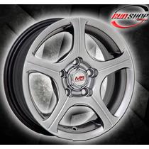 Rines Ms Motorsports 13 Barrenación 5x100 Precio De Oferta!