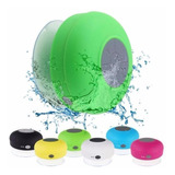Bocina Bluetooth Regadera Llamadas Recargable Contra Agua
