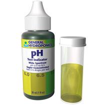 Kit Para Prueba De Ph Gh 30ml + Probeta / Hidroponía