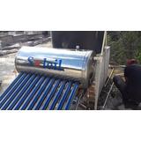 Calentador Solar Soleil 12 Tubos Envío Gratis