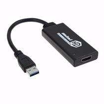 Adaptador Usb 3.0 A Hdmi (convertidor Tarjeta Video Externa)