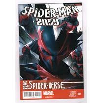 Edge Of Spider-verse -spider Man 2099 - 001 - Televisa