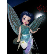 Tinkerbel Hada Amiga De Campanita Disney D Porcelana Vintage