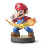 Amiibo Mario Super Smash Bros (en D3 Gamers)