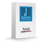 Fabfilter Totalbundle 2021    Vst Au Aax   Win Mac   Retail