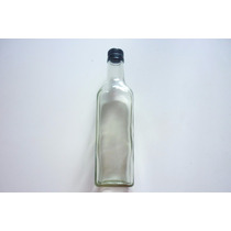 Botella De Vidrio 1 Litr 12 Pz Recuerdos Tequila Jugo Bebida