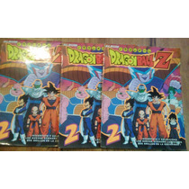 Album Dragon Ball Z 2 Vacio