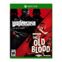 Wolfenstein Two Pack The New Order +old Blood Xbox One Nuevo