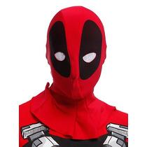 Mascara Deluxe Disfraz Deadpool 100% Original Rubies Cosplay