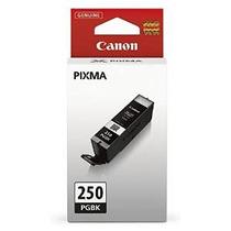 Canon Pgi-250 Pgbk Ink Tank, Compatible Con Mg5520, Mg6620,