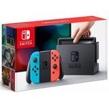 Consola Nintendo Switch 32gb  - Neon Red/blue Rojo/azul Msi