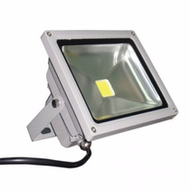 Reflector Led 20 Watts Foco Iluminacion Luz De Remate