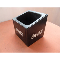 Hielera Original Coca Cola Negra (vintage Retro Antiguo)