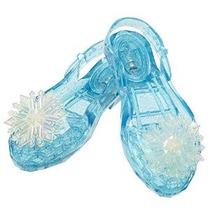 Disney Congelado Elsa Azul Helado Zapatos