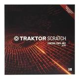 Native Instruments Traktor Scratch Control Vinyl Mk2 - Negro