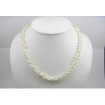 Collar Dos Hilos 14kl Gold Filled