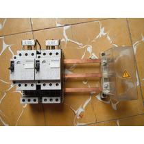 Lote De 2 Siemens 3vu1300 1mk00 Circuit Breaker Motor