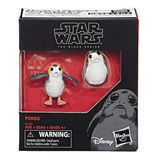 Figuras Porgs Star Wars The Black Series