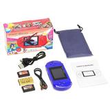 Mini Consola Portatil 150 Juegos Super Nintendo Sega Genesis