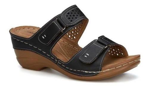 Venta Plataforma Opanka Ajustable En Velcro Pequeña Sandalia Confort iwOXTlPZuk
