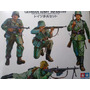 1/35 Modelismo A Escala Soldados Tamiya German Army Infantry