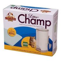 Caja Para Arena Lucky Champ Camada Champ Refill Liner - Paq