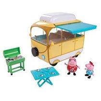 Peppa Pig Familia De Autocaravanas