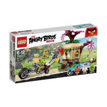 Lego Angry Birds 75823 Bird Island Egg Heist Envío Gratis