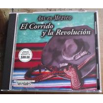 El Corrido Y La Revolucion Cd Especial Ed Año 2000 Vmj