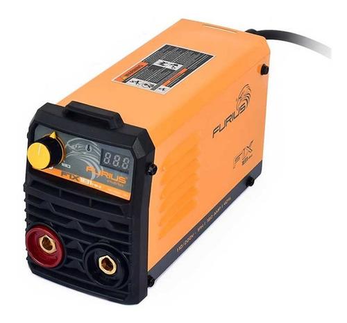Soldador Inversor Mini Fix181 180 A 110/220v Ele Y Tig Fix18