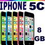 Iphone 5c 8gb Celular Seminuevo Oferta $2990 Y Envio Gratis