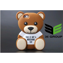 Funda Protectora Teddy Oso Moschino,para Samsung Grand Prime