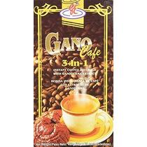 Gano Café 3-en-1 Por Gano Excel Ee.uu. Inc. - 20 Sobres